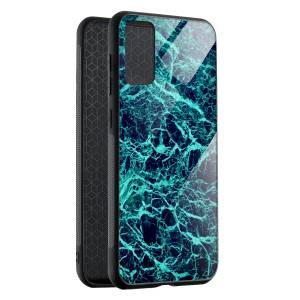 Husa Turquoise Marble Samsung A72/A72 5G