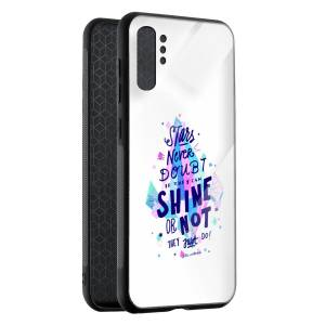 Husa BitCase Stars they do it pentru Samsung Note 10+