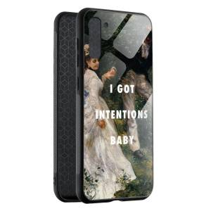 Husa Intentions Samsung Note 10