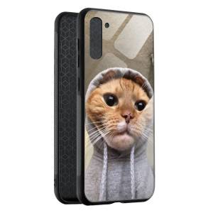 Husa BitCase Ghetto Cat Samsung Note 10
