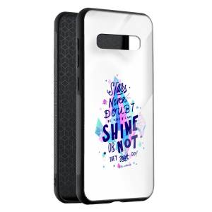 Husa BitCase Stars they do it pentru Samsung S10e