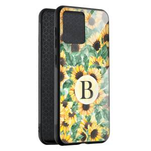 Husa BitCase Nume Sunflower Samsung S20 Ultra