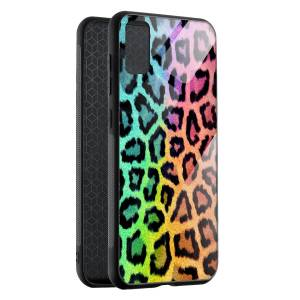 Husa BitCase Rainbow Animal Print Samsung S20