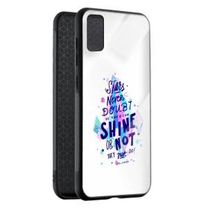 Husa BitCase Stars they do it pentru Samsung S20
