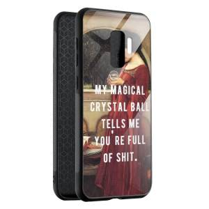 Husa BitCase Crystal Ball Samsung S9+