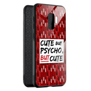 Husa BitCase Cute But Psycho Samsung S9+